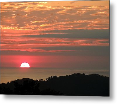 Fading Fast Metal Print by Gregory Young