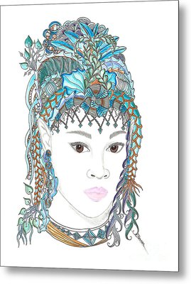 Fairy 5 Metal Print