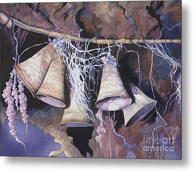 Fairy Bells Metal Print