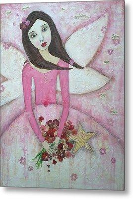 Fairy Godmother Metal Print