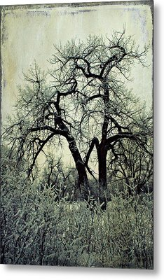 Faith Metal Print by Leanna Lomanski