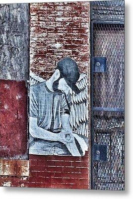 Fallen Angel Metal Print by Marianna Mills