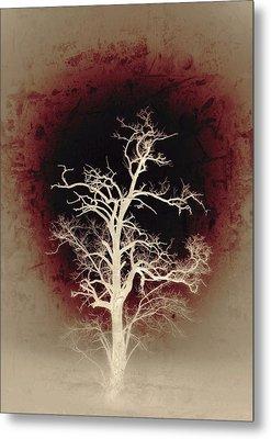 Falling Deeper... Metal Print by Marianna Mills