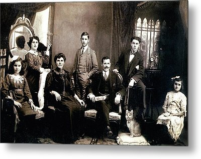 Family - Picture One Metal Print