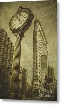 Famous Features Metal Print by Andrew Paranavitana