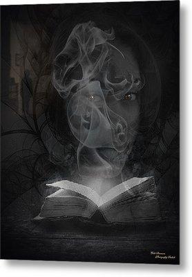 Fantasy Metal Print