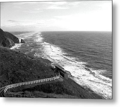 Far As The Eye Can See Metal Print by Will Borden