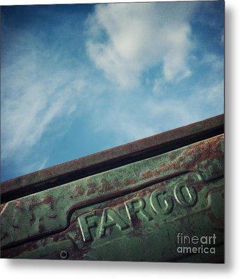 Fargo Metal Print