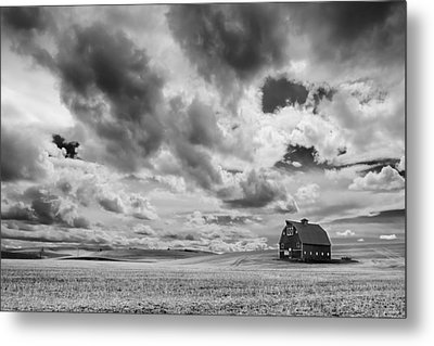Farm Country Metal Print by Ryan Manuel