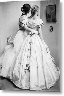 Fashion Women, 1906 Metal Print