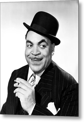 Fats Waller, Ca. Early 1940s Metal Print by Everett