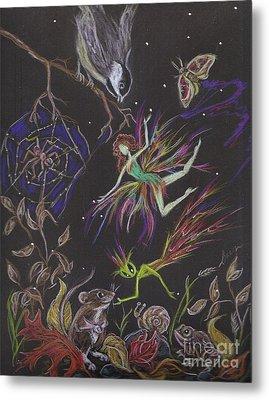 Fauna Metal Print by Dawn Fairies