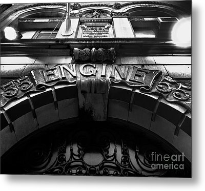 Fdny - Engine 55 Metal Print