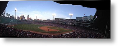 Fenway Metal Print by Jim Keller