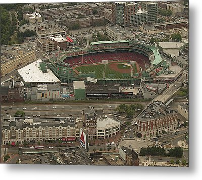 Fenway  Metal Print by Joshua House
