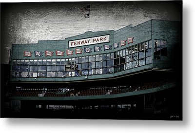 Fenway Memories - 1 Metal Print