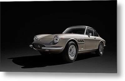 Ferrari 365 Metal Print by Douglas Pittman