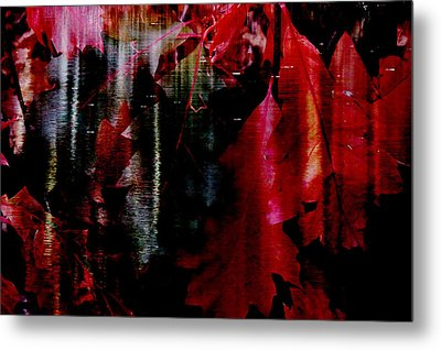 Metal Print featuring the digital art Festival  by Aurora Levins Morales