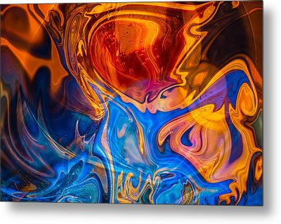 Fever Dreams Metal Print by Omaste Witkowski
