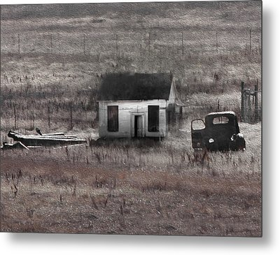 Metal Print featuring the photograph Field Treasures by Kandy Hurley