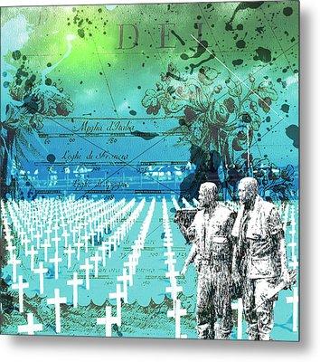 Fields Of Peace Metal Print