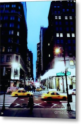 Fifth Metal Print