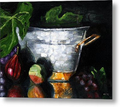 Figs And Things Metal Print