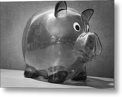 Finances Metal Print