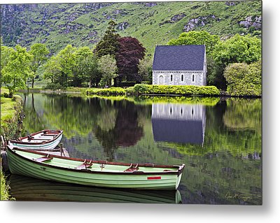 Finbarr's Retreat Metal Print