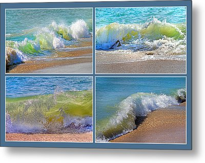 Find Your Inspiration Metal Print by Betsy Knapp