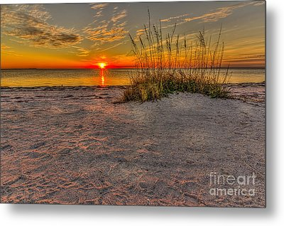 Finishing Moments Metal Print by Marvin Spates