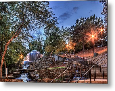 Metal Print featuring the photograph Finlay Park by Rob Sellers