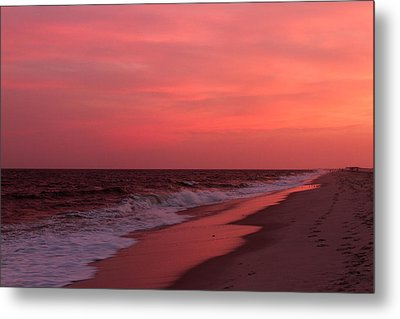 Fire In The Sky Metal Print by Haren Images- Kriss Haren