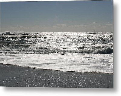 Fire Island Metal Print by Barbara Bardzik
