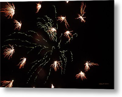 Metal Print featuring the photograph Fire by Robert Culver