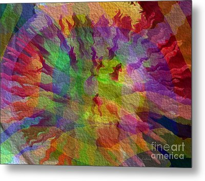 Metal Print featuring the photograph Fire Within by Kathie Chicoine