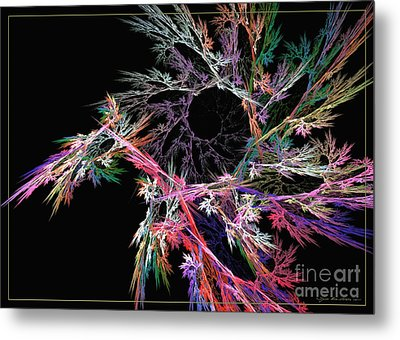 First Flower Metal Print by Sipo Liimatainen