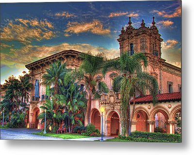 Metal Print featuring the photograph First Morning Glow by Gary Holmes