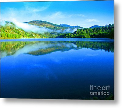 Fishing Spot 5 Metal Print by Greg Patzer