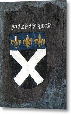 Fitzpatrick Metal Print