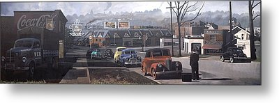 Five Points - 1948 Metal Print