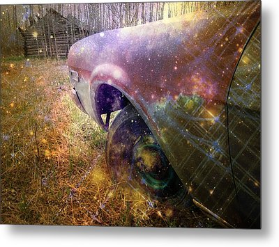 Flashback Metal Print by Shirley Sirois