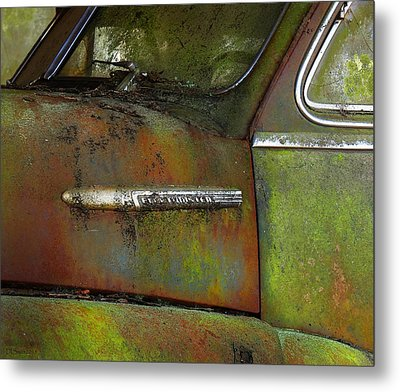 Fleetmaster  Metal Print