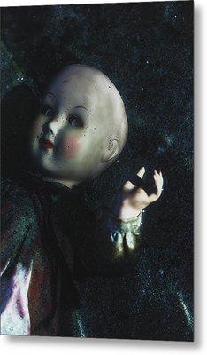 Floating Doll Metal Print by Joana Kruse