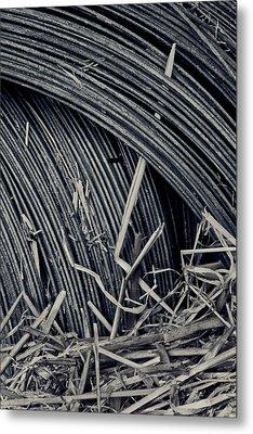 Flood Metal Print by Odd Jeppesen