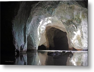 Flooding Light Metal Print