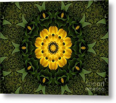 Floral Fantasy - 34 Metal Print