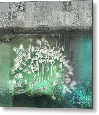 Floralart - 03 Metal Print by Variance Collections