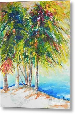 Florida Inspiration  Metal Print