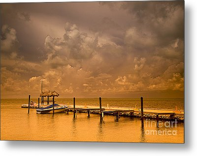 Florida Keys Metal Print by Bruce Bain